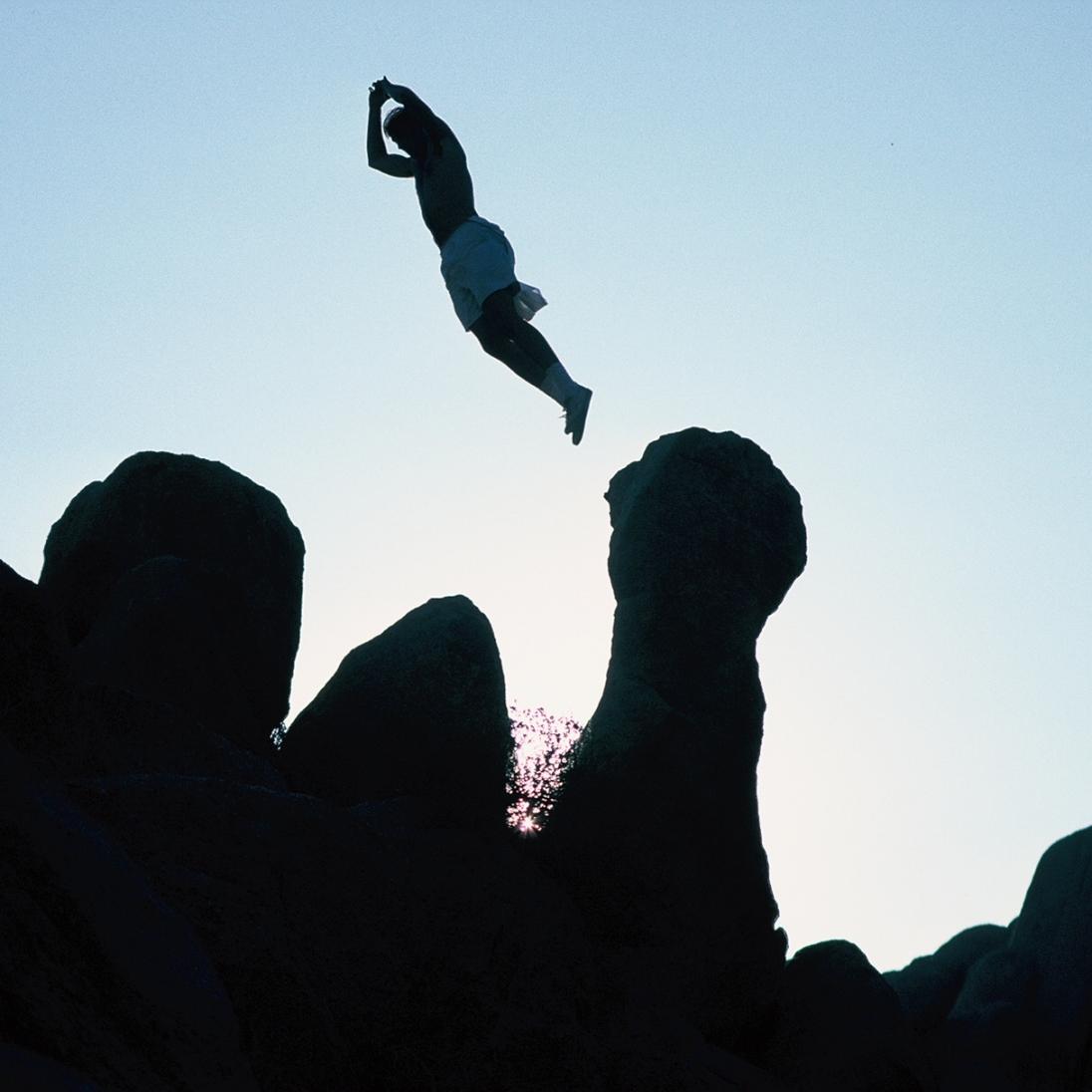 Rock Jumper by Ruth Nolan