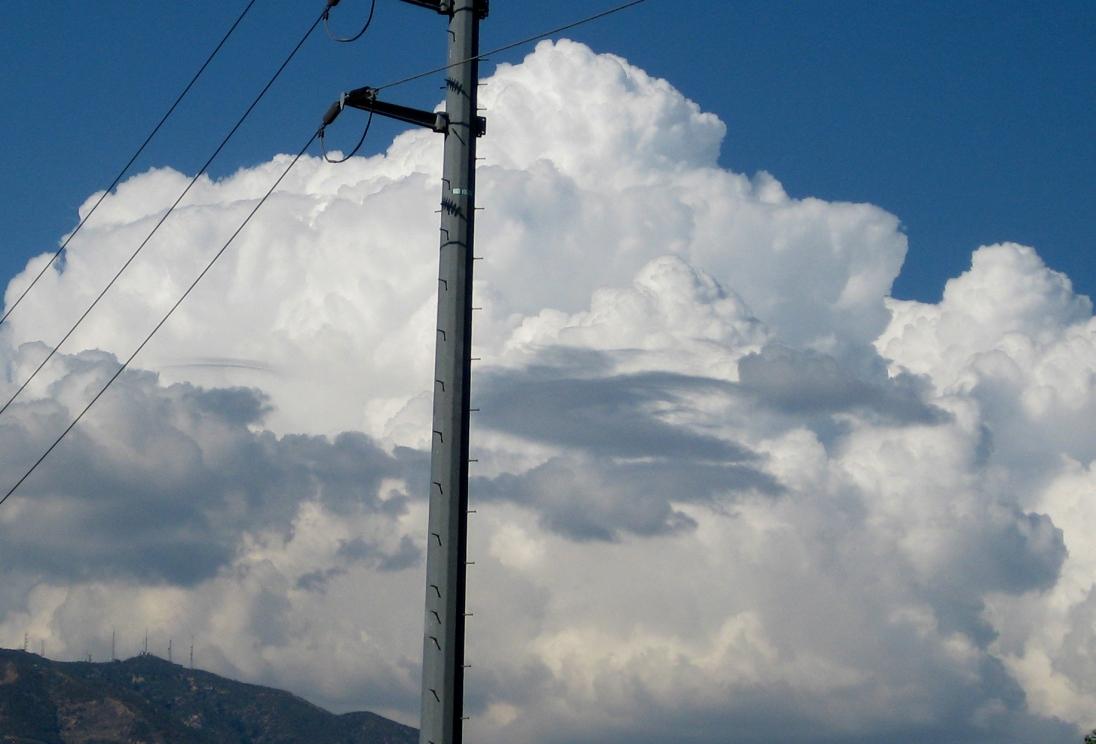 Clouds before Rain by Karen Greenbaum-Maya
