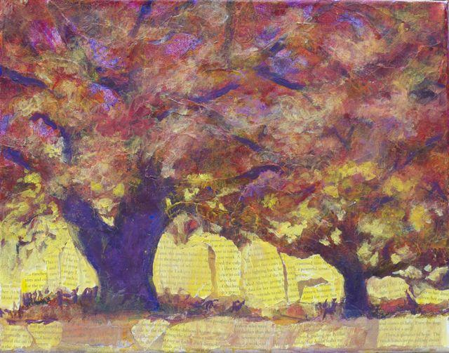 Light Fall by Lavina Blossom