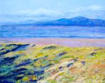Lavina Blossom: Northwest Coast - 16 x 20, on stretched canvas
