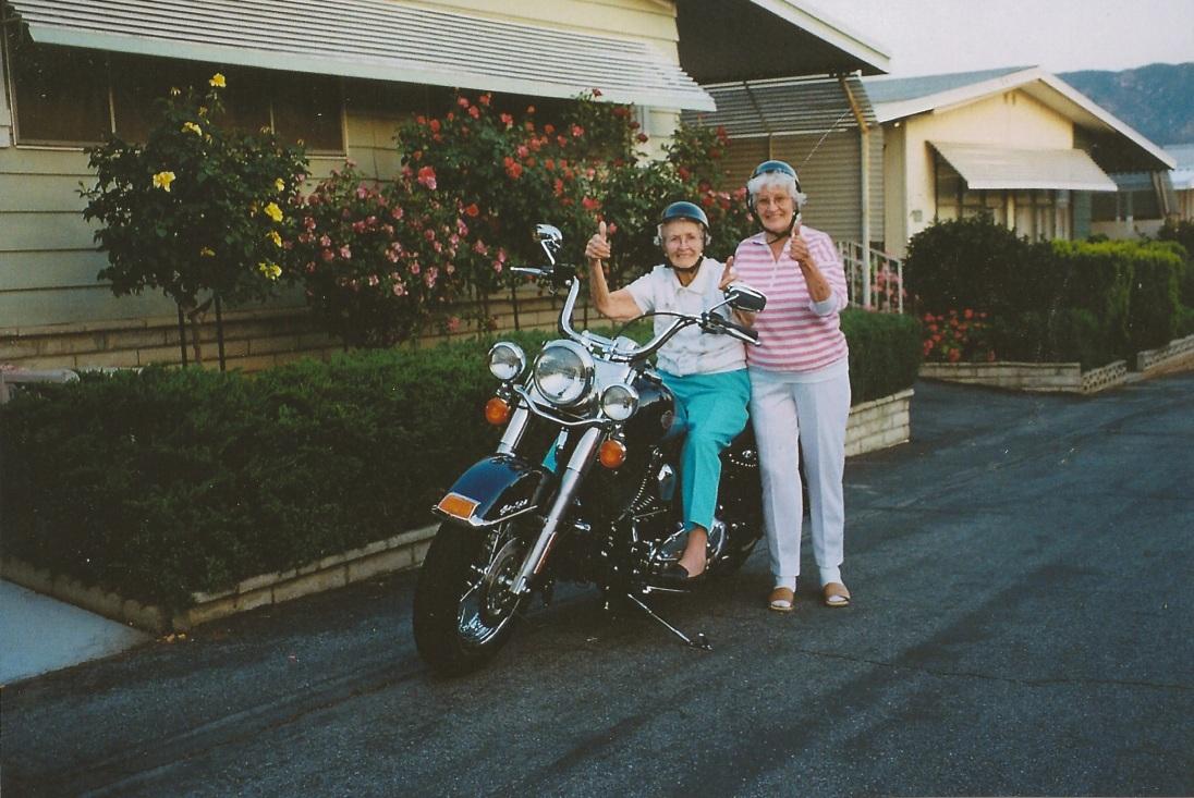 Kristin Lieberman - Edna Nutt and Evelyn Olson, Banning, CA