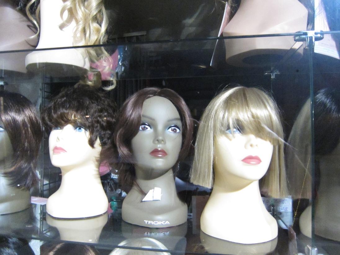 Karen Greenbaum-Maya - Wigs